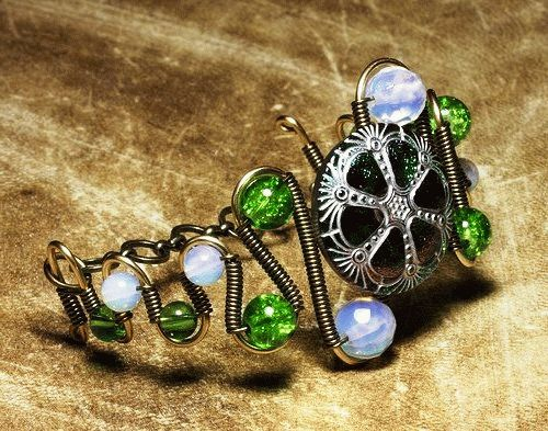Libra birthstone gems and jewelry