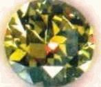 yellow demantoid