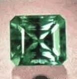 cutting emerald