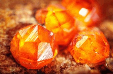 Red gemstones meaning, energy, names