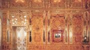 Amber Room Russia - The amber room - Peter the Great - amber walls