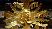 Articles of Colombian jewelry