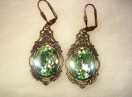 Chrysolite jewelry