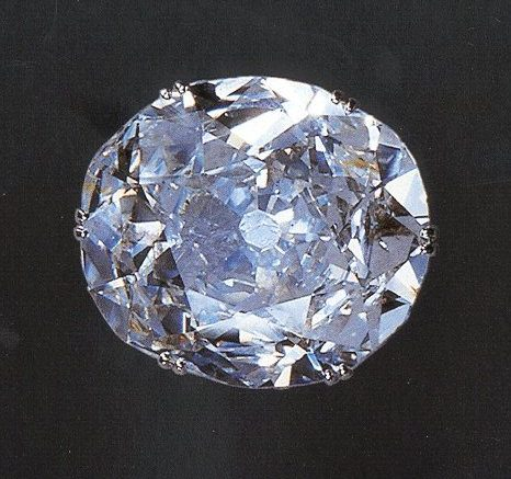 Koh-i-Noor Diamond - Great Mogul Diamond - Koh-i-Nur