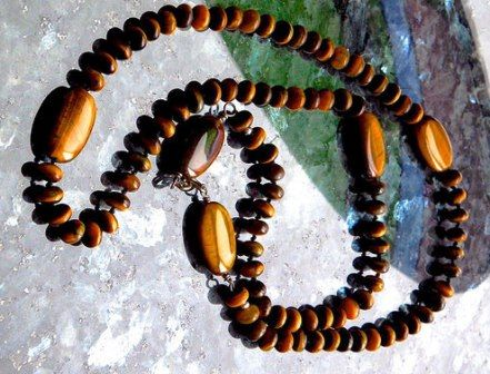 TIGER EYE BIRTHSTONE