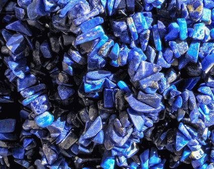 Blue gemstones meaning