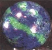 azurite magical stone