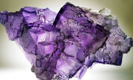 Fluorite gemstone: meaning, properties, uses, power, jewelry, photo